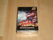 STREET FIGHTER UFS RYU COLLECTIBLE CARD GAME DECK CAPCOM USA NEW FACTORY SEALED