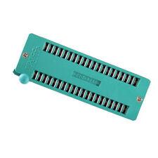 40-pin ZIF/ZIP/DIP IC Logic Chip Socket
