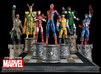 Figurines Marvel Eaglemoss / Collection Jeu d'Échecs / neuves
