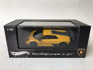 Hot Wheels Elite Lamborghini Murcielago LP670-4 SV 1/43 T6934