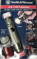 Smith & Wesson LED 3AAA Flashlight Lantern Lamp Light Outdoor Portable Camping