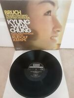 Bruch - Violin Conc 1 etc / Chung / Kempe / Decca SXL 6573 / Stereo Vinyl LP