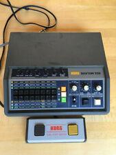 Korg KR55B - Drumcomputer - Drummachine (Linndrum, DMX, Drumtraks)