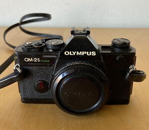 Olympus OM-2S Program Film Camera