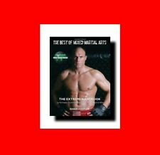 ☆BOOK:MIXED MARTIAL ARTS-EXTREME HANDBOOK TECHNIQUESCONDITIONING FROM%WORLD MMA