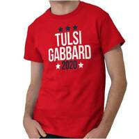 Tulsi Gabbard 2020  President Political Election Campaign T Shirt Tee
