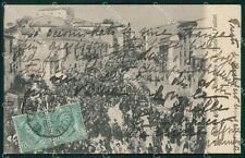 Campobasso San Giuliano del Sannio Processione cartolina XB3980