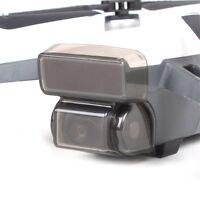 DJI SPARK Gimbal Camera Lens Cover + Front 3D Sensor Screen Protector 2 in 1 Cap