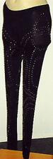 Slim, Skinny, Treggins Leggings Metallic Pants for Women