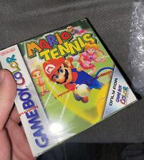 Mario Tennis (Nintendo Game Boy Color, 2001) Sealed VGA/WATA