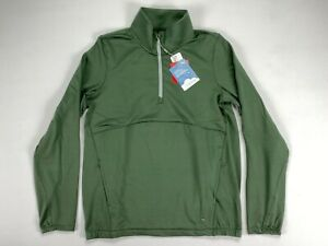 Puma Cloudspun 1/4 Zip Golf Pullover Multi-Color Womens SZ S ( 597712 )