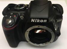 Nikon Digital Camera D3300  w/two lenses 18-55mm & 55-200mm and Camerabag