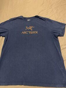 arcteryx shirt xl mens