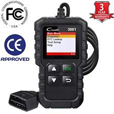 Launch X431 Creader 3001 OBD2 Scanner Automotive Car Diagnostic Tool Check Light