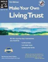 Make Your Own Living Trust Paperback Denis Clifford