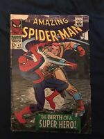 AMAZING SPIDER-MAN #42 (1966) KEY ISSUE: 1st full Mary Jane Watson, around G-