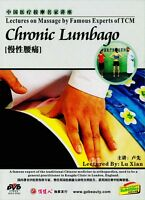 Lectures on Massage by Famous Experts of TCM - Chronic Lumbago by Lu Xian DVD