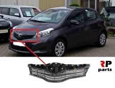 FOR TOYOTA YARIS 2011 - 2014 NEW FRONT BUMPER UPPER INNER GRILLE NO BADGE