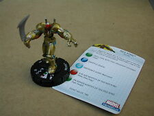 Nr 044 RED KING       +CARD /  MARVEL HEROCLIX