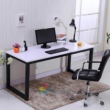 Mesa de Ordenador 120x60x74 cm Escritorio de Estudio Hogar Oficina Despacho Mesa