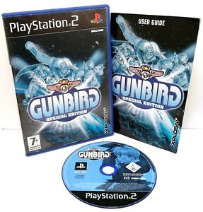Gunbird: Special Edition ~ Sony PlayStation PS2 SHMUP ~ PAL *Excellent Complete*