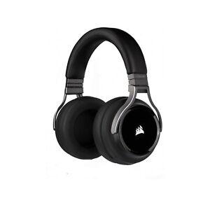 Corsair RF Virtuoso Wireless Carbon Headset SE High-Fidelity Gaming Headset 7.1