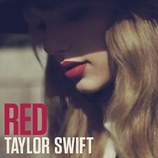 Red von Taylor Swift (2012) CD ALBUM NEU OVP