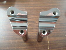 """6.5"""" CHROME PULLBACK RISERS FOR MOTORCYCLES HARLEY DAVIDSON"""