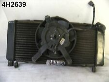 HONDA 900 HORNET 2007 RADIATOR WITH FAN NO LEAKS SMALL DENT RH SIDE  4H2639