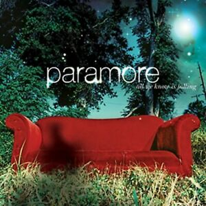 Paramore - All We Know Is Falling - Silver Vinyl LP - Pre Order 15th October