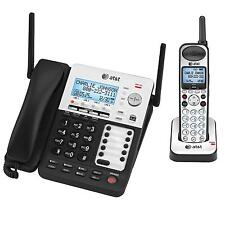 AT&T ATT-SB67138 SynJ 4-Line Corded/Cordless Phone System