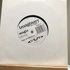 "CUD ‎– Magic - 7"" single - mirage 027 - Ex/Ex"