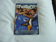 Chelsea v CFR CLUJ Official Match Programme Champions League 2008-2009