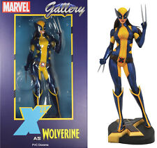 Marvel Gallery ~ X-23 AS WOLVERINE FIGURE/STATUE/DIORAMA ~ DST Diamond Select