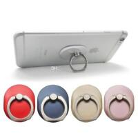 OVAL Samsung Finger Grip Ring Phone Stand Holder Mount mobile iPhone 5 6 7 8 X i