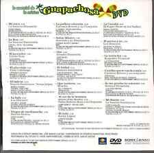 rare DVD slip PROMO ONLY Tropical AÑO VIEJO Tony Camargo DANIEL SANTOS Welfo
