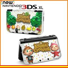 Funda Protector Nintendo New 3DS XL Carcasa Dibujos Animal Crossing