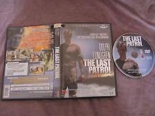 The last patrol de Sheldon Lettich avec Dolph Lundgren, DVD, Action