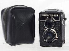 LUBITEL 166B Russian TLR camera GOOD USSR 6x6 120 Medium Format 1981 LOMO