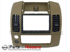 GENUINE NISSAN 2005 PATHFINDER CENTER DASH INSTRUMENT PANEL LID CLUSTER NEW OEM