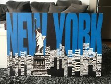 New York City Canvas print - 90 x 60 CM -  Brand New, Excellent condition!!!