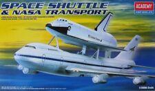 Academy - 1/288 1640 Space Shuttle & 747