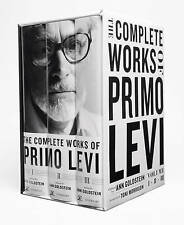 The Complete Works of Primo Levi by Primo Levi (Hardback, 2015)