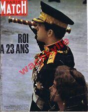 Paris Match 780 21/03/1964 Grèce roi Pierre 1er Constantin Mexique danse Bunuel