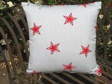 Cushion Cover Made In Prestigious Textiles Starboard Marine