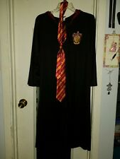 Cosfan Harry Potter Children Robe Tie And Glasses - Gryffindor Colors.  Large