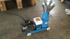 PELLET MILL 3kw 4HP  ELECTRIC PELLET PRESS in stock