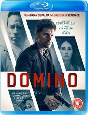 Domino Blu-ray (2019) Nikolaj Coster-Waldau, De Palma (DIR) cert 18 ***NEW***