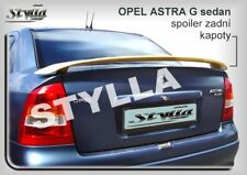 SPOILER REAR BOOT TRUNK OPEL VAUXHALL ASTRA G WING ACCESSORIES
