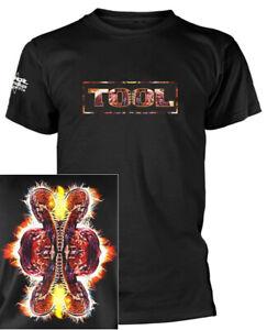 Tool Parabola Logo Shirt S-XXL T-shirt Metal Rock Band Black Tee Shirt Officl